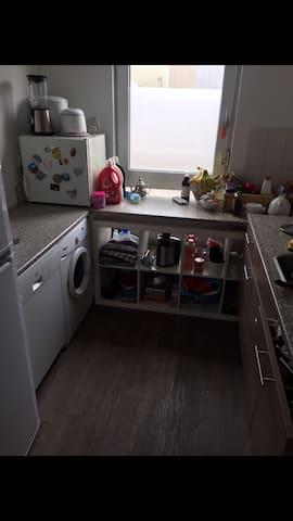 Kamer Dordrecht, nabij Rotterdam - Dordrecht - Apartment