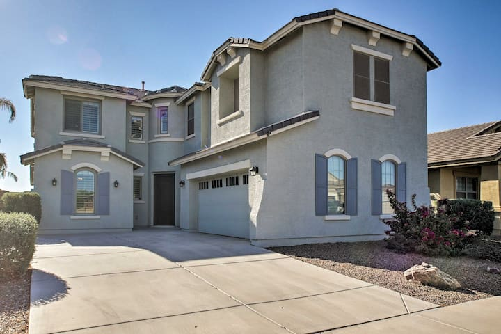 NEW! Event-Friendly Family Home in Casa Grande!