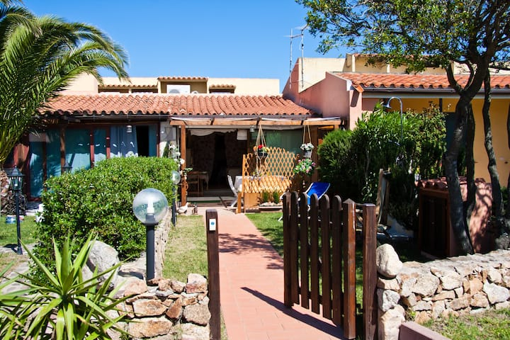 Cottage at 300 meters from the sea Sardinia