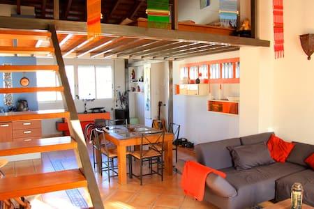 Terrace Loft in Russafa + 2 bikes - València