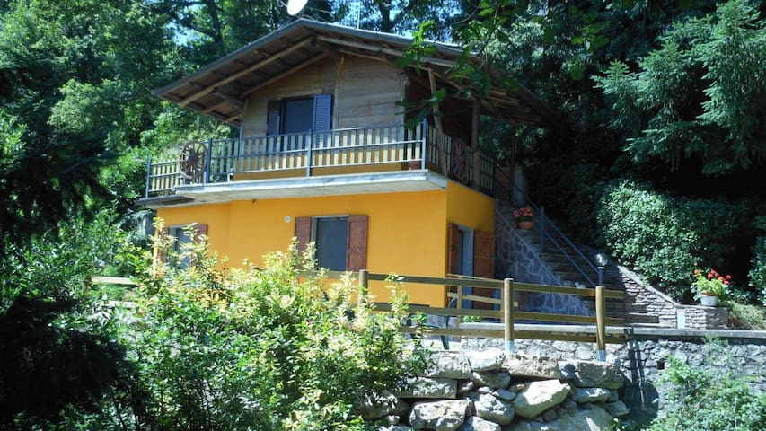 Caratteristica Baita in Toscana - Bagni di Lucca - House