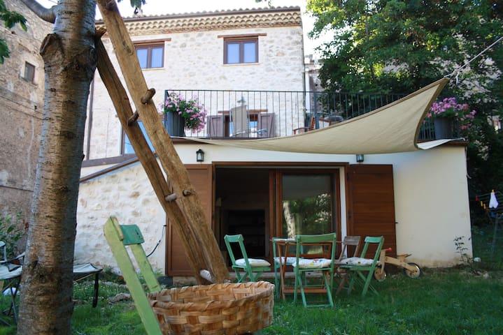 casa dolce casa nella Majella - Cansano