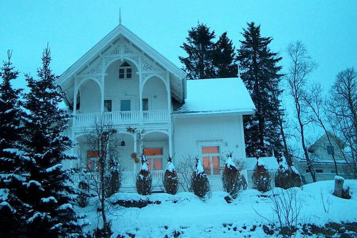 Beautiful house in the Arctic! - Tromso - Villa