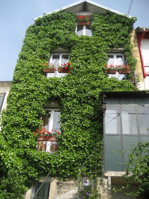 Belle maison entre paris et disney maisons louer - Maison de quartier jardin parisien aulnay sous bois ...