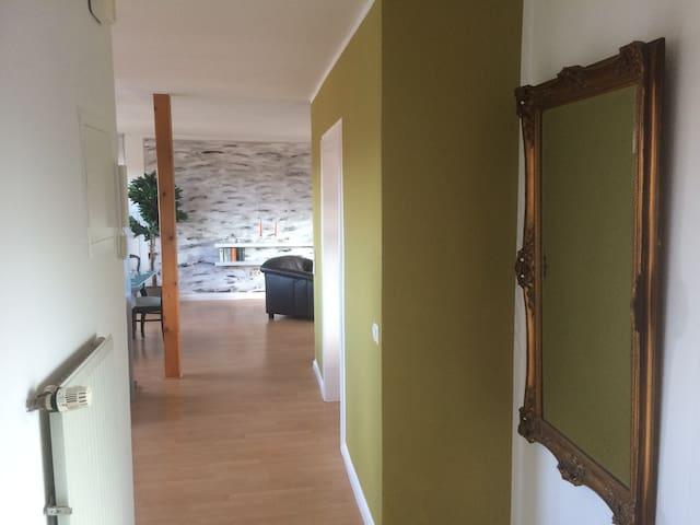 Schöne Ferienwohnung in Emsdetten - Emsdetten - Appartement