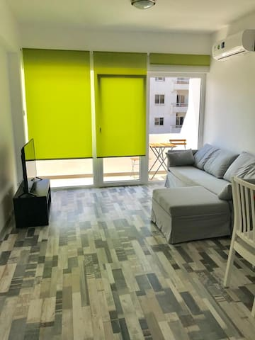 Dasoudi beach bright&sunny design apartment