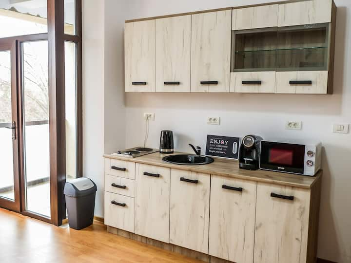 Apartament 'Acvatic'  2 camere - DYO Residence