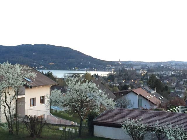 Vue terrasse ce printemps