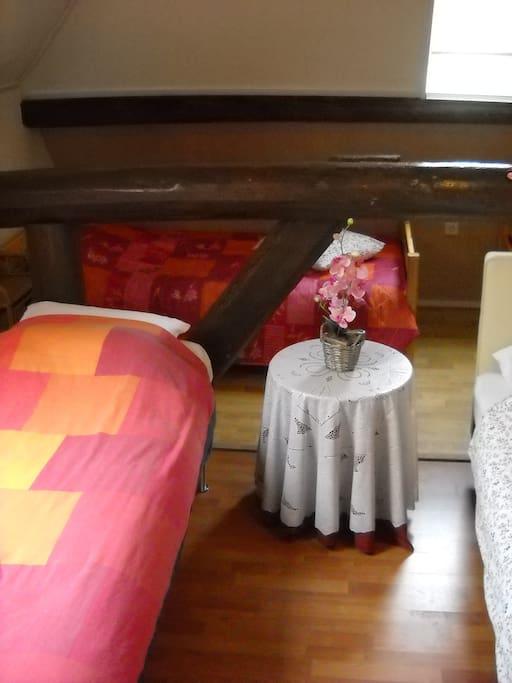 kamer de Hoeksteen