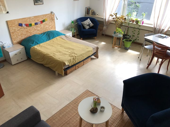 Studio in Luxembourg city 10 min from city center