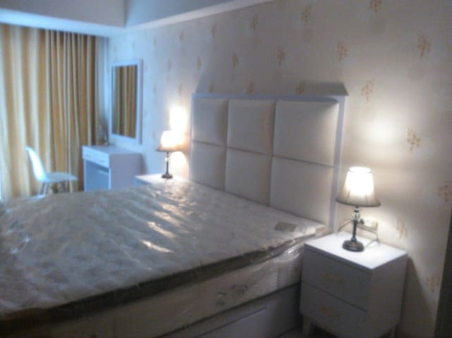 Apt Cozy, strategis,fasilitas hotel - Semarang