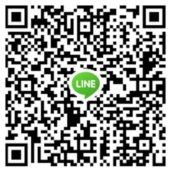 Any question? Add me at this QRcode