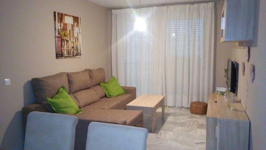 Apto.2dormitorios y PARKING - San Fernando - Wohnung