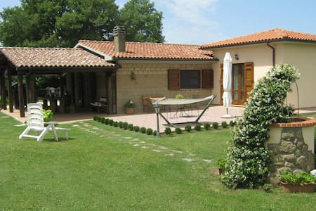 Casolare in campagna. Terme Sorano. - Sorano - Bed & Breakfast