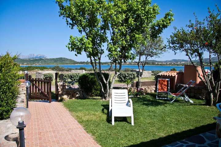 Villa with garden on the sea - Olbia - Vila