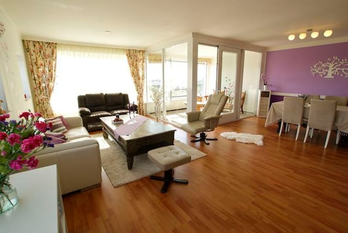 FREE PARKING, YOUR LUXE,COMFORTABEL&LOVELY APARTM - Hoofddorp - Apartment