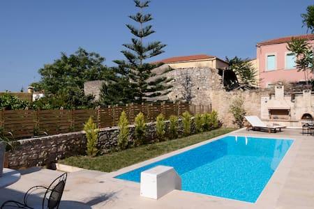 Traditional house Knossos.Prv. pool - Archanes