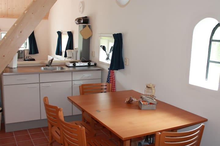 B&B Hetechtebuitenleven te Holten - Holten - ที่พักพร้อมอาหารเช้า