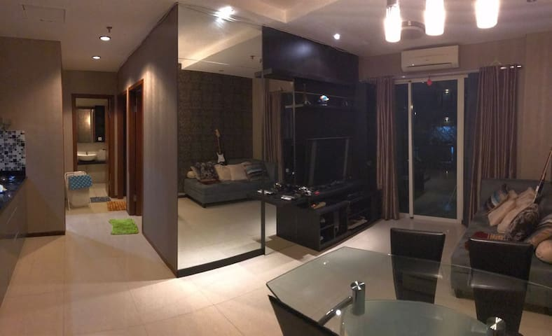 CHEAPEST APARTMENT THAMRIN RESIDENCE 2BR JAKARTA - Tanah Abang - Apartment