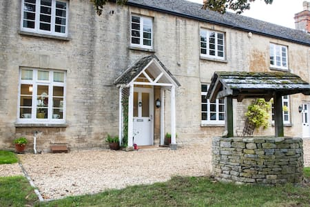 Gorgeous Cotswolds farmhouse - Oxfordshire - Dom