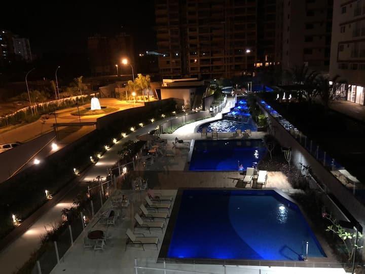 Evian Residence Caldas Novas