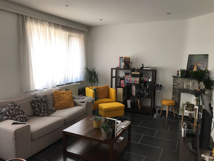 Family Cosy New apartment in connected area