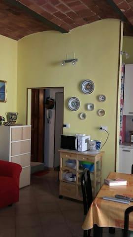 La casa con le volte - Donoratico - Lägenhet