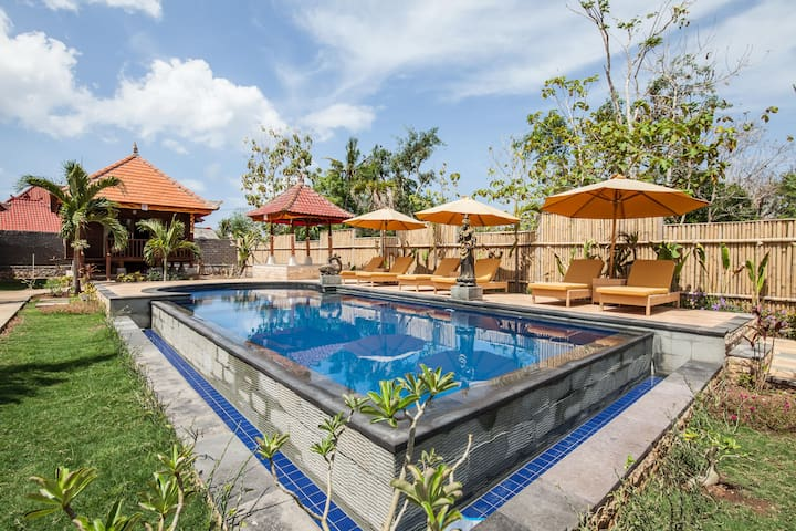 ESCAPE, RELAX AND COMFORTABLE  HOLIDAY WITH BUDGET - Lembongan