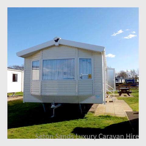 Seton Sands Luxury Caravan Hire
