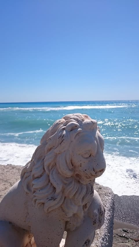 Herrliche Ferienwohnung am Meer