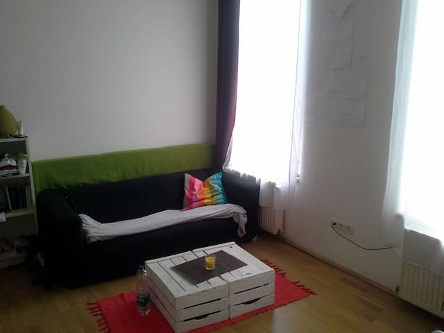 Gemütliche Altbauwohnung mit studentischem Charme - Vienna - Kondominium
