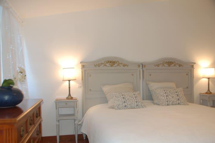 Chambre d'hôtes sur les coteaux de Bordeaux - Camblanes-et-Meynac - Oda + Kahvaltı
