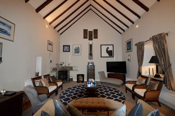 Tiroran Steadings, Isle of Mull luxury, views