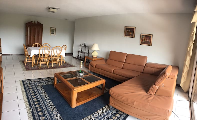 Fully equipped apartment at shopping mall, Zone 15