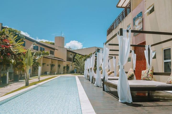 Qavi - Apartamento no Centro de Pipa #SolarÁgua147