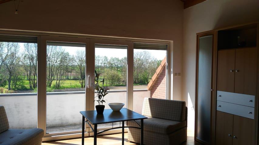 Wohnung am schönen Reitlingstal - Erkerode - Appartement