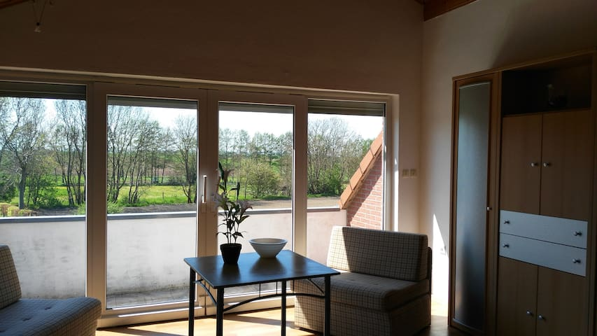 Wohnung am schönen Reitlingstal - Erkerode - Leilighet