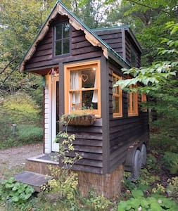 Vermont Tiny House - La Casita - Kisház