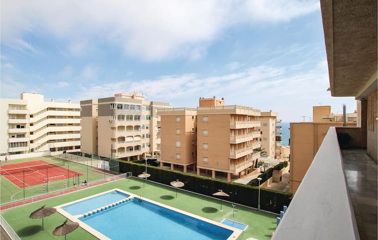 Holiday apartment with 3 bedrooms on 60m² in Los Arenales del Sol