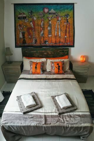 The Zulu Hut - Tías - Apartment