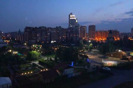 Современная квартира в закрытом жилом комплексе - Krasnojarsk