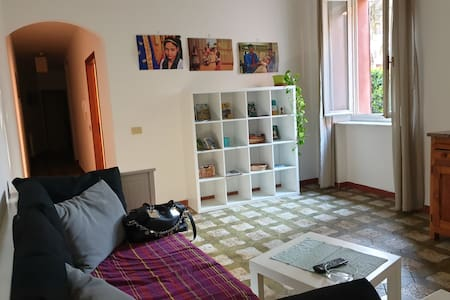 Appartamento in centrale palazzo storico