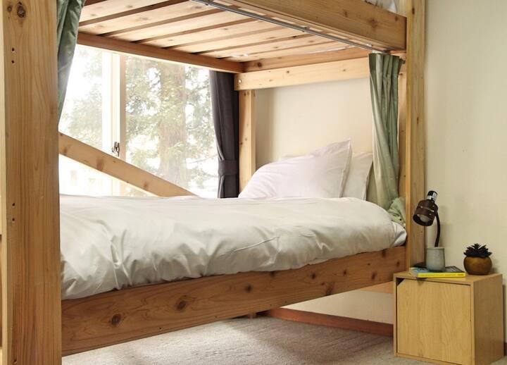 Mountain Hut Myoko - Dorm Bed 3