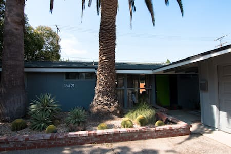Nice mid-century home in North Los Angeles. - Los Ángeles - Casa
