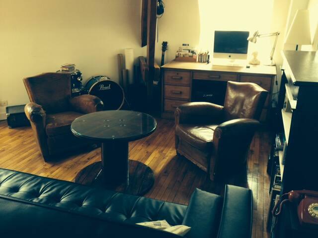 bel appartement hypercentre