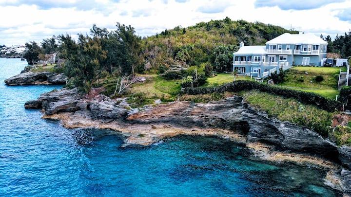 Serene Ocean Front 1Bedroom Apt.