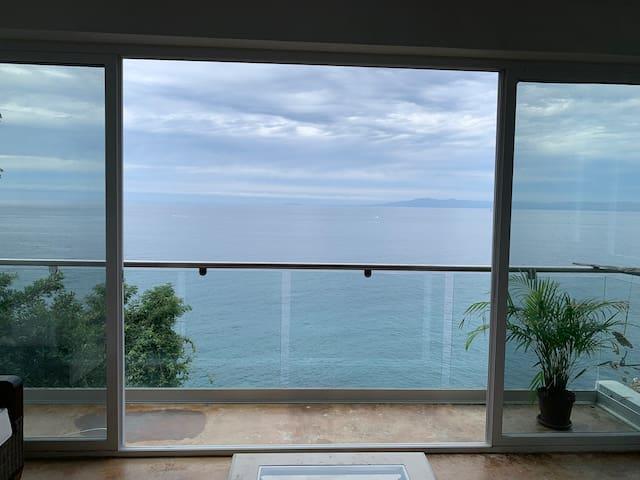 Hermosa vista del Mar, Casa Aby Puerto Vallarta