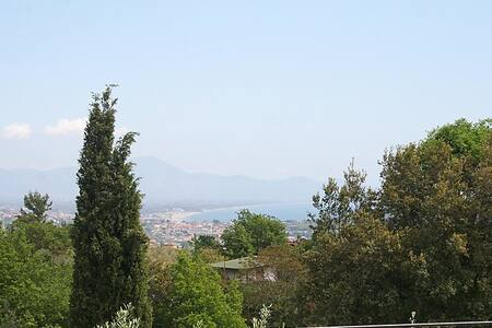 Agricultural family resort by the sea - Formia - Dom