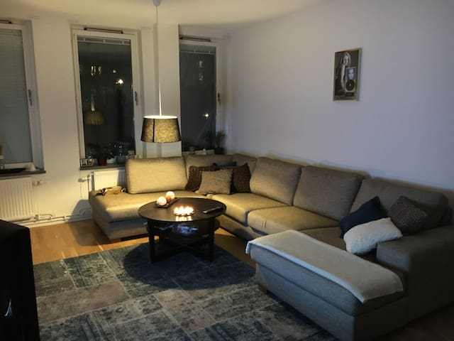 Big, light and cosy apartment! - Stockholm - Wohnung