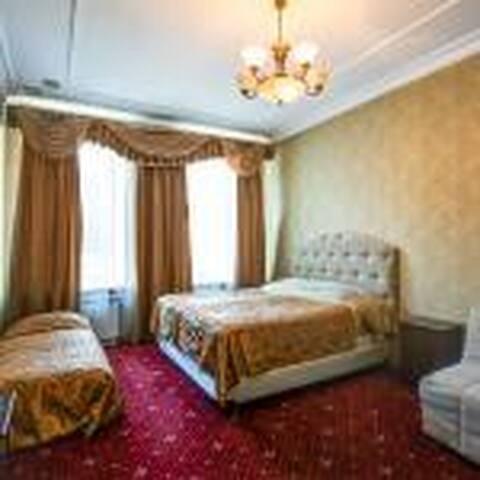 Мини-отель на Петроградской стороне в г.СПБ